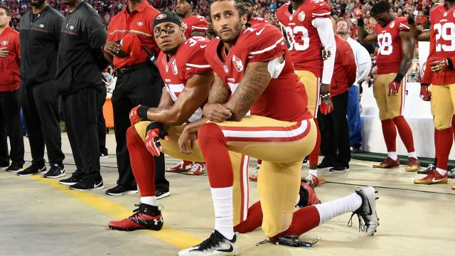 Cardinals fans apparently against signing a player with a conscience ... Colin Kaepernick