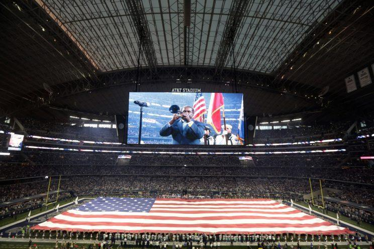 The Cowboys first hosted a Thanksgiving game in 1966 (AP)
