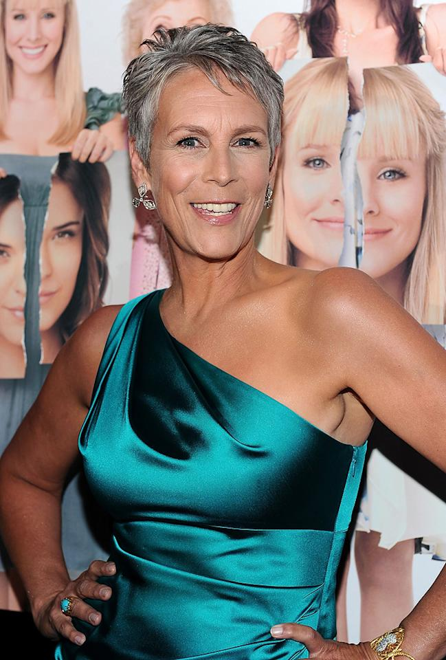 """<a href=""""http://movies.yahoo.com/movie/contributor/1800016528"""">Jamie Lee Curtis</a> attends the Los Angeles premiere of <a href=""""http://movies.yahoo.com/movie/1810111331/info"""">You Again</a> on September 22, 2010."""