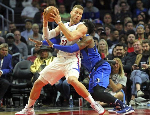 Will Blake Griffin and the Clippers have homecourt advantage? (AP)