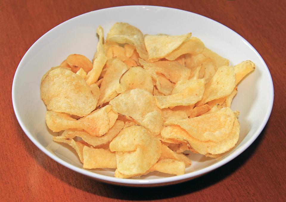 Drinkable potato chips are the next wave in snacking. (Photo: Zen Rial via Getty Images)