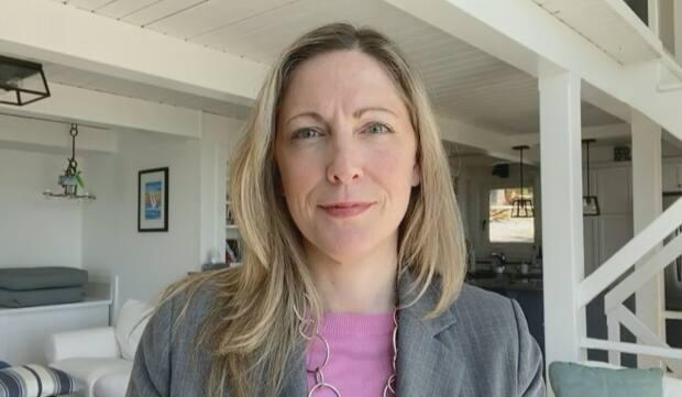 Dr. Lisa Barrett, an infectious disease researcher and clinician at Dalhousie University, said there will be more breakthrough cases if there's more community spread.  (CBC - image credit)