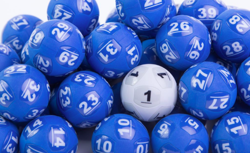 The draw will see one in three Australian adults play for the $100million jackpot. Source: The Lott