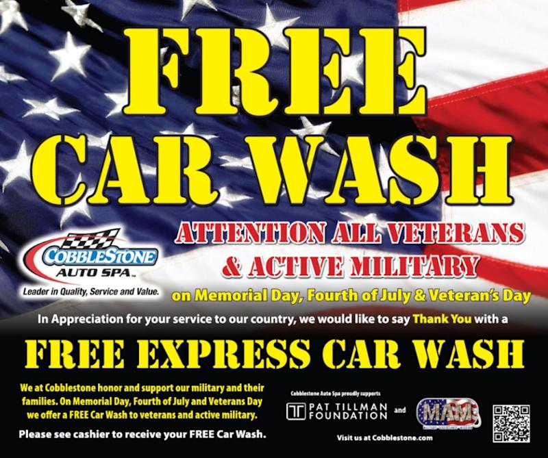 Full Service Car Cash Cobblestone Auto Spa to Offer