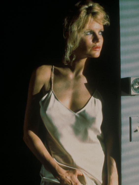 Erotic blueprint: Kim Basinger in 'Nine ½ Weeks' (1986) (Moviestore/Shutterstock)
