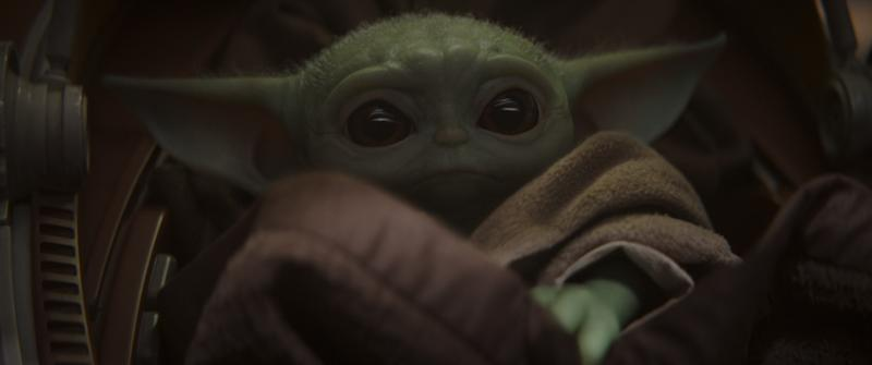 Baby Yoda Drinking Soup Is the Internet's New Favorite Meme
