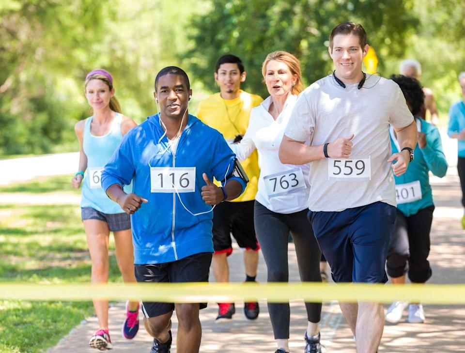 <p>Sign up for a fall event with your date. Your participation might even benefit a good cause. And if you're avoiding crowds, virtual races are an option, too. </p>