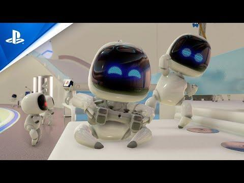 """<p><strong>PS5 Release Date: November 12 (launch title)</strong><br><br>Guess what. This game is free. Yep, everyone gets it. And yes, it's a tech demo platformer, but it also expertly shows off what the PS5 can do. <em>Astro's Playroom</em> makes the best use of the DualSense controller yet, especially with those damn adaptive triggers. It's also filled to the brim with easter eggs that are absolutely adorable. <em>Astro Bot </em>is remarkably underappreciated, and <em>Astro Bot Rescue Mission</em> is one of the best 3D platformers that has been released in a while. <em>Astro's Playroom </em>looks to continue that feel-good robot gameplay.</p><p><a href=""""https://youtu.be/lu5VXrEqgco"""" rel=""""nofollow noopener"""" target=""""_blank"""" data-ylk=""""slk:See the original post on Youtube"""" class=""""link rapid-noclick-resp"""">See the original post on Youtube</a></p>"""