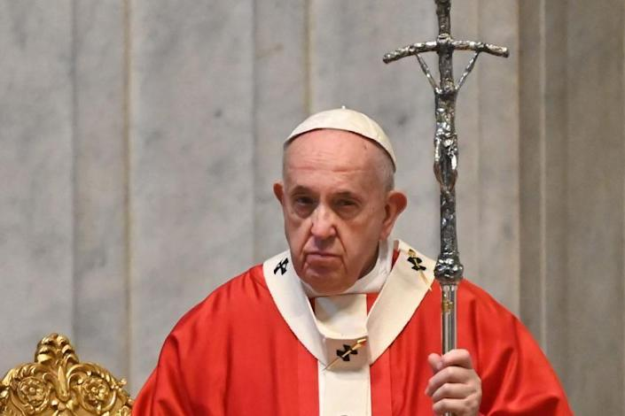 How to stream Pope Francis' Good Friday masses