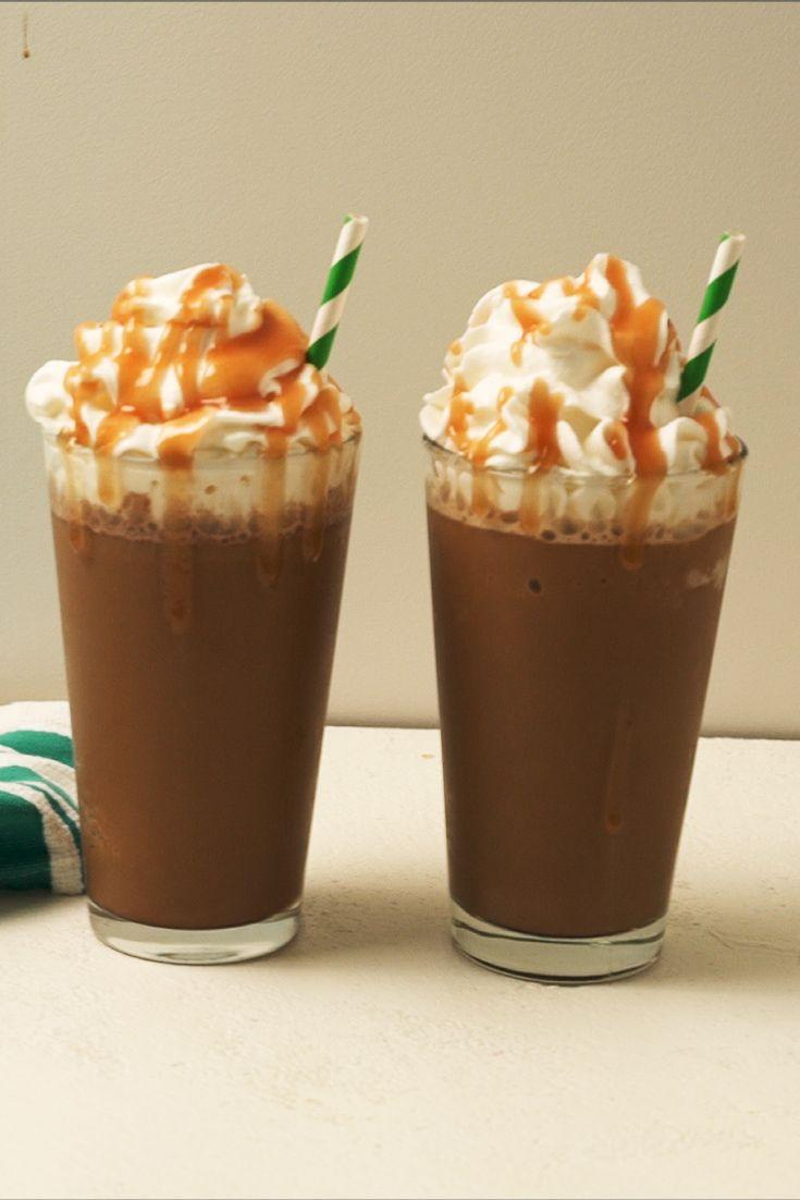 """<p>A dessert-like drink that's 100% acceptable in the morning.</p><p>Get the recipe from <a href=""""https://www.delish.com/cooking/recipe-ideas/a32816778/starbucks-caramel-frappuccino-copycat-recipe/"""" rel=""""nofollow noopener"""" target=""""_blank"""" data-ylk=""""slk:Delish"""" class=""""link rapid-noclick-resp"""">Delish</a>.</p>"""