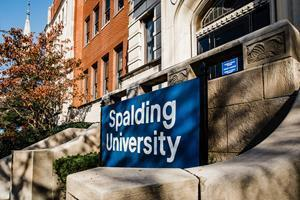 Through its School of Business, Spalding University is the only institution in Louisville, Kentucky, to offer a bachelor's program in financial planning and a master's in business communication. // Photo courtesy of Spalding University
