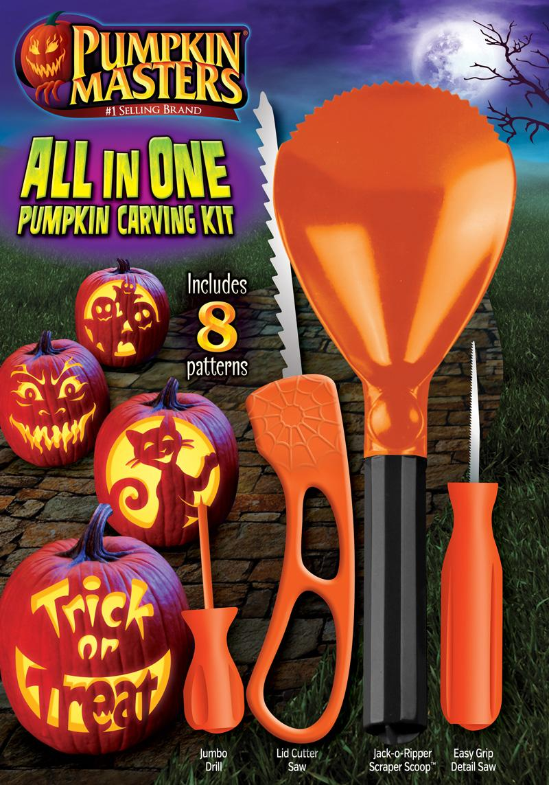 Everything you need to inspire your inner artist and carve out the perfect pumpkin.