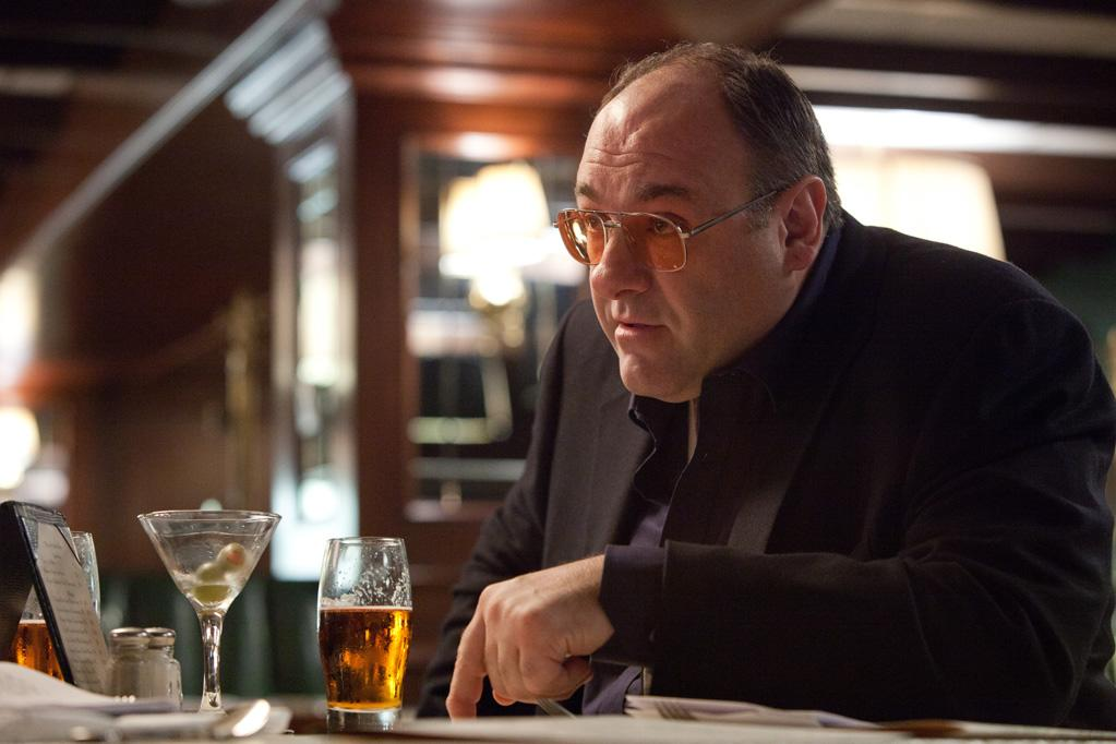 "James Gandolfini in The Weinstein Company's ""Killing Them Softly"" - 2012"