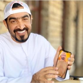Entrepreneur Aziz Almarzooqi aka Fex shares his story on becoming a social media star