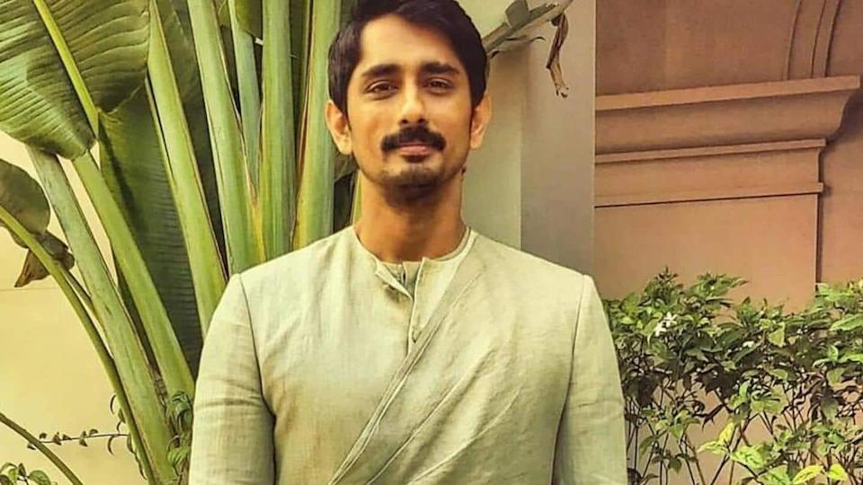 Tamil actor Siddharth faces online harassment after Sidharth Shukla