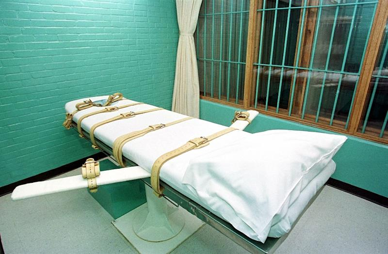 Clock ticks down on state's third execution of the year
