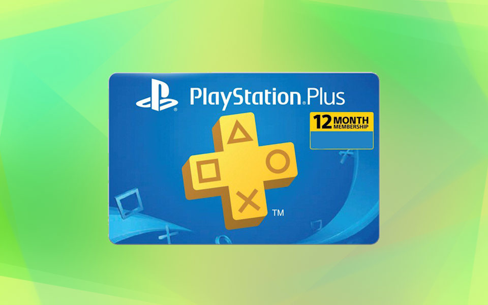 Get 12 months of PlayStation Plus for the price of nine. (Photo: Walmart)