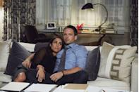 <p>Not only did Meghan lead a public life before marrying into the royal family, but she had a fictional one too as Rachel Zane on <em>Suits. </em>The fact that Meghan was a famous actress is certainly unprecedented in the royal family. </p>