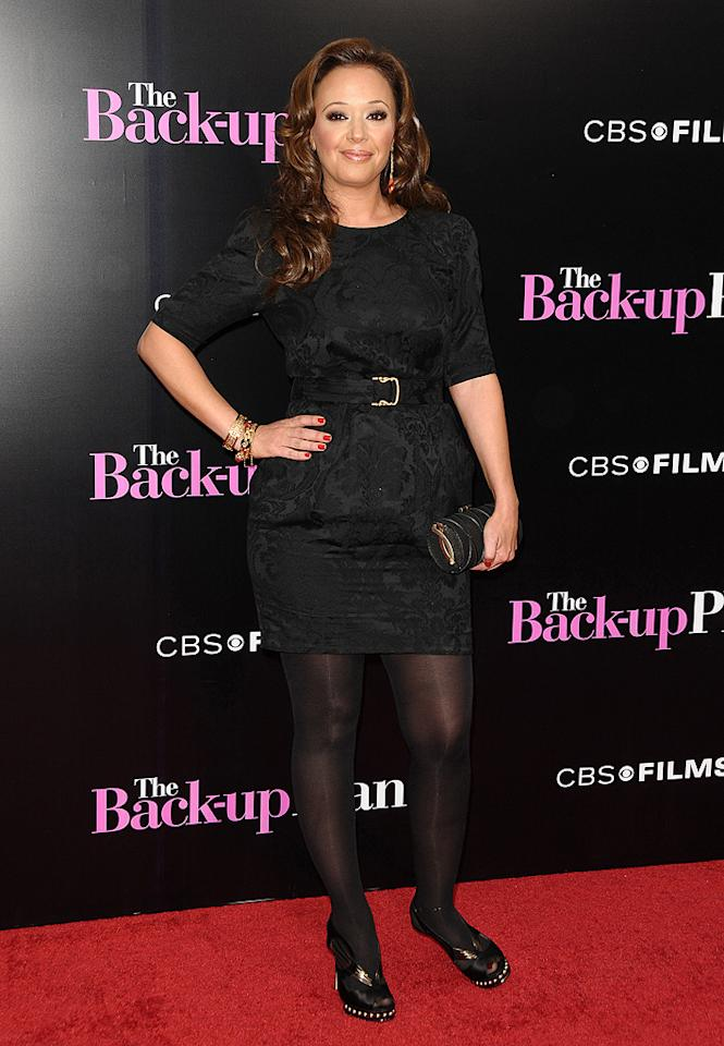 "<a href=""http://movies.yahoo.com/movie/contributor/1800319853"">Leah Remini</a> at the Los Angeles premiere of <a href=""http://movies.yahoo.com/movie/1810107558/info"">The Back-up Plan</a> - 04/21/2010"