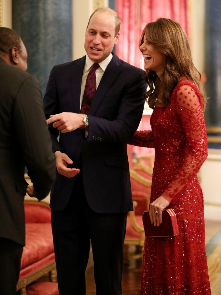 Prince William and Kate Middleton | Yui Mok/PA Images