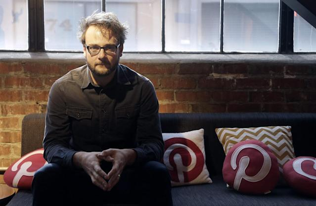 <p>No. 7: University of Chicago<br>Known UHNW alumni: 371<br>Combined wealth: $93 billion<br>Former grad and Pinterest co-founder Evan Sharp is seen here.<br>(AP Photo/Jeff Chiu) </p>