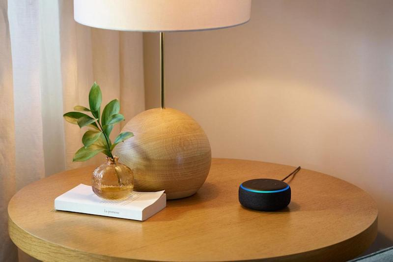 The upgraded Amazon Echo Dot (Amazon)