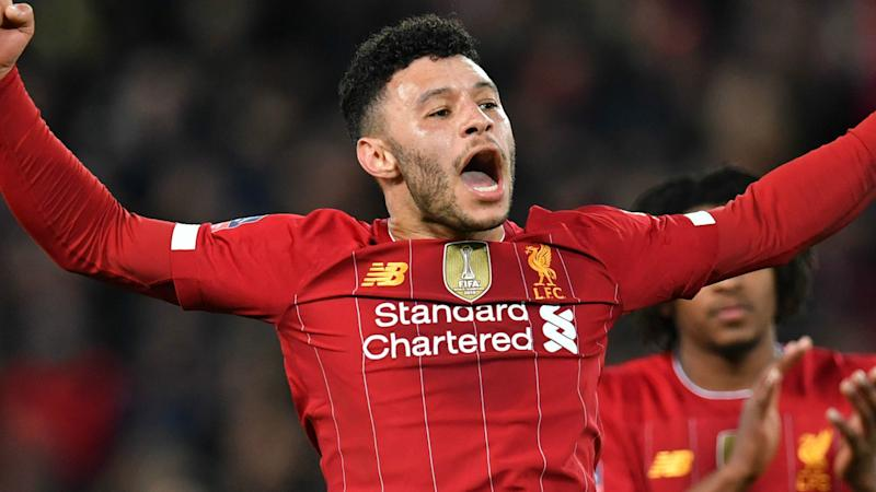 Liverpool targeting 'multiple trophies' after winning Premier League title, says Oxlade-Chamberlain