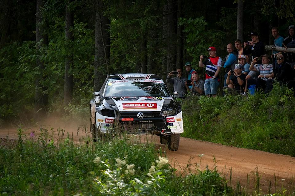 Solberg's son almost missed GB after failing test