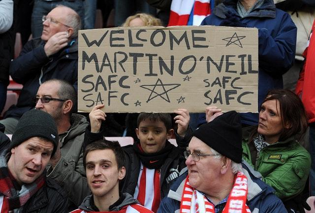O'Neill made a promising start to life as Sunderland manager