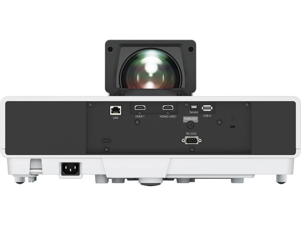 Epson EpiqVision Ultra LS500 projector