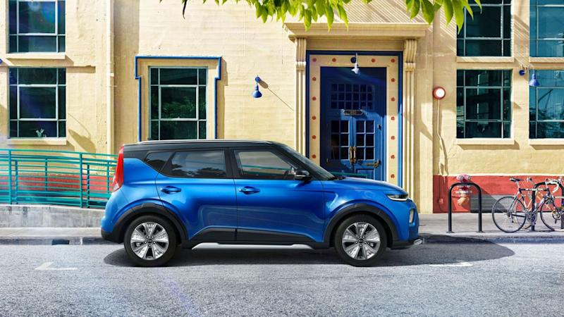 Kia plan S – electric cars and mobility solutions