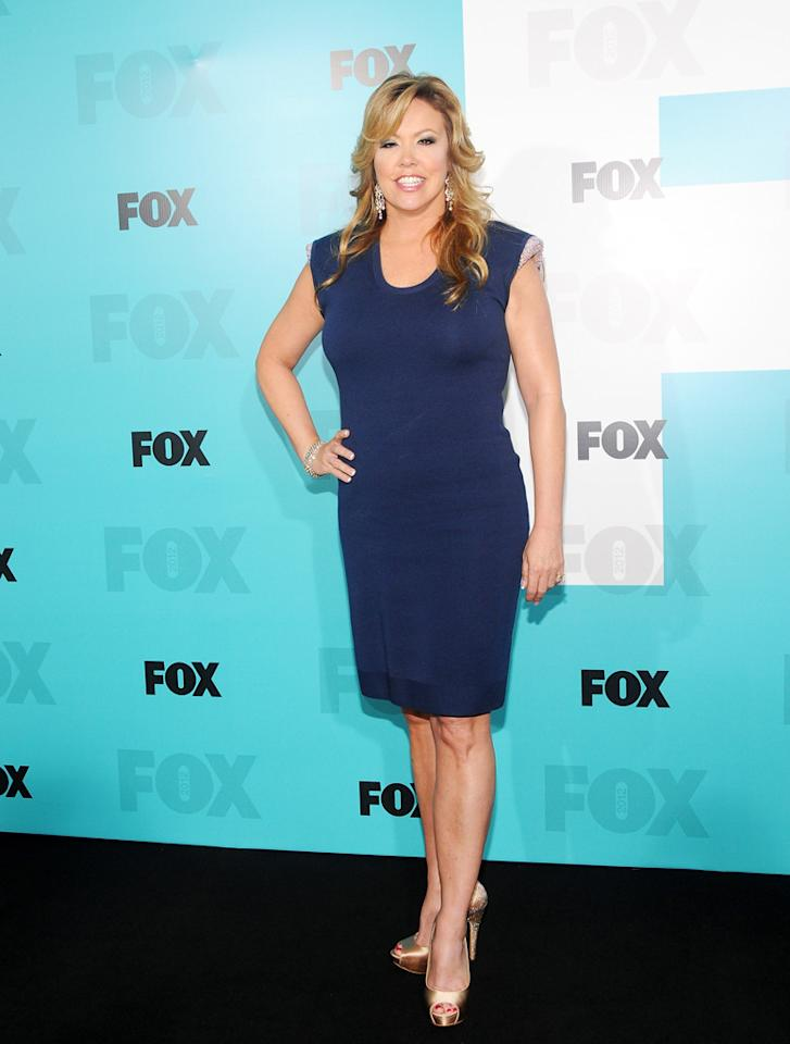 """Mary Murphy (""""So You Think You Can Dance"""") attends the Fox 2012 Upfronts Post-Show Party on May 14, 2012 in New York City."""