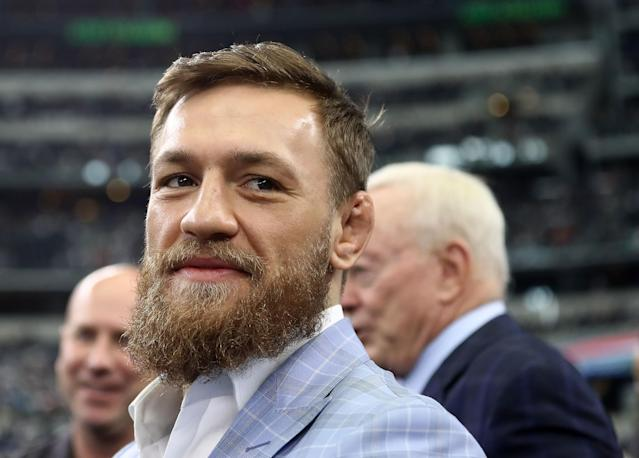 Conor McGregor é o maior nome da história do UFC (Ronald Martinez/Getty Images)