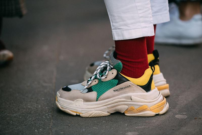 balenciaga moves its triple s sneaker manufacturing from. Black Bedroom Furniture Sets. Home Design Ideas