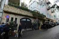 A house in Beirut referenced by court documents as belonging to Ghosn