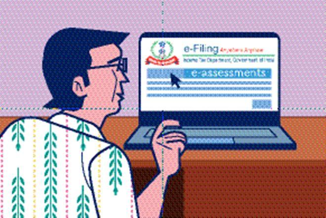 As per the procedures under the scheme, the national e-assessment centre, as a nodal agency, would facilitate the conduct of e-assessment in a centralised manner. (Illustration: Shyam Kumar Prasad)