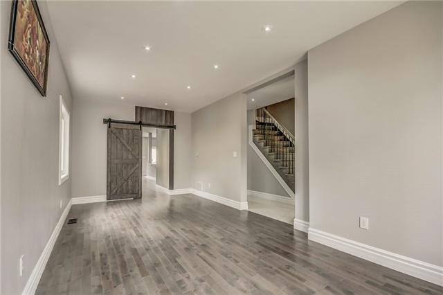<p>6 William St., Brampton, Ont. This four-plus-two bedroom home located in a Toronto suburb has undergone extensive upgrades throughout. (Photo: Zoocasa) </p>
