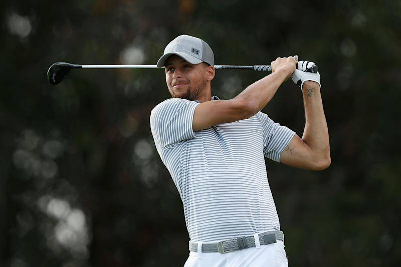 Report Stephen Curry's PGA Tour event scrapped