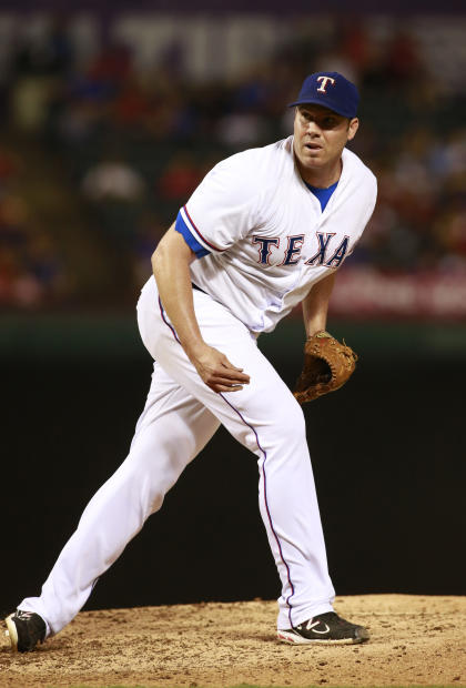 Colby Lewis (USA TODAY)