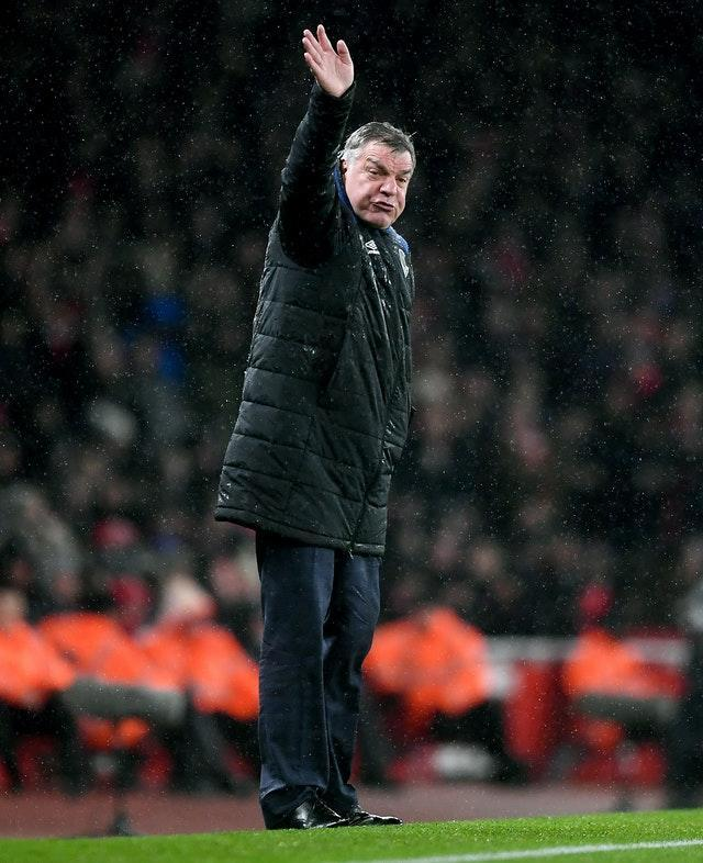 Sam Allardyce has faced Arsenal on 34 occasions, more than any other club in his managerial career