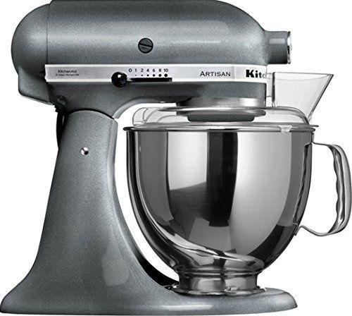 "<p><strong>KitchenAid</strong></p><p>amazon.com</p><p><strong>$599.99</strong></p><p><a href=""https://www.amazon.com/dp/B06Y2NM6Y6?tag=syn-yahoo-20&ascsubtag=%5Bartid%7C10070.g.36093286%5Bsrc%7Cyahoo-us"" rel=""nofollow noopener"" target=""_blank"" data-ylk=""slk:Shop Now"" class=""link rapid-noclick-resp"">Shop Now</a></p><p>KitchenAid stand mixers are a bit of an expense, but if you are looking to up your cooking or baking game, this tool will do it. Bake those sourdough loaves, cupcakes or add an attachment to spiral vegetables, make sausage, pasta, shred cheese and so much more. </p>"