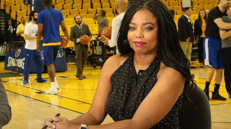 ESPN's Jemele Hill Suspended For Response To Cowboy Owner's Free Speech Threats