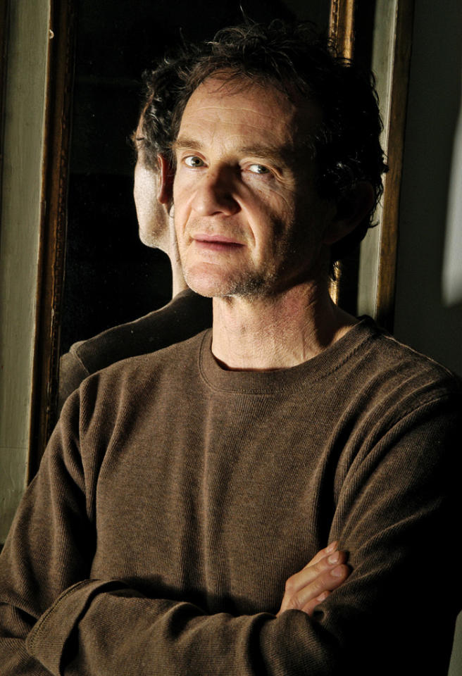 <b>Anton Lesser as Qyburn</b><br><br>Qyburn is a former maester of the Citadel, who was stripped of his chain many years ago.