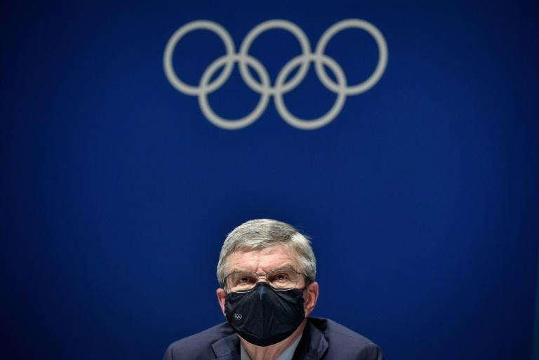 IOC president Thomas Bach urged Japanese people to get behind the Tokyo Olympics