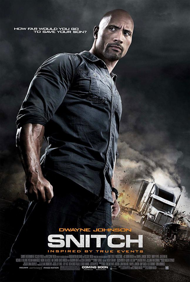 "Summit Entertainment's ""Snitch"" - 2013"