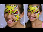 "<p>Pikachu, I choose you! And with a little yellow, black, red and white face paint (and this tutorial, of course), you can too.</p><p><a href=""https://www.youtube.com/watch?v=hmzelxjr6Hw"" rel=""nofollow noopener"" target=""_blank"" data-ylk=""slk:See the original post on Youtube"" class=""link rapid-noclick-resp"">See the original post on Youtube</a></p>"