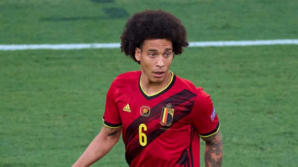 Axel Witsel | Quality Sport Images/Getty Images