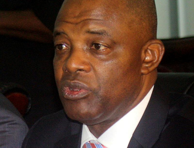 Evariste Boshab is one of the senior Congolese officials being targetted by the US sanctions