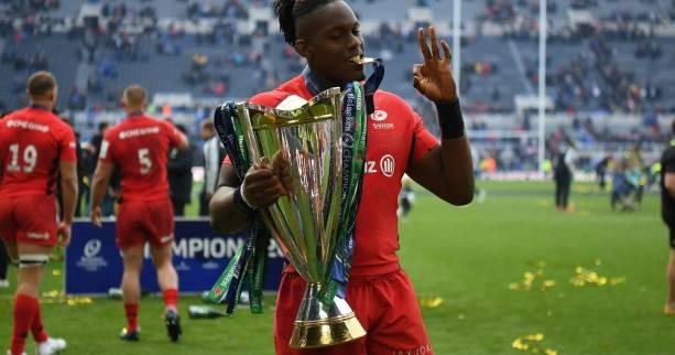 Rugby - ANG - Angleterre: Maro Itoje reste fidèle aux Saracens