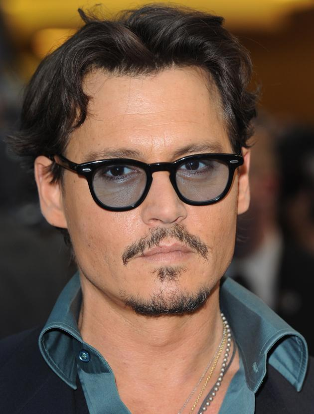 Johnny Depp photos: Short hair suits you well Mr!